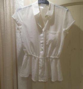 Новая блуза/блузка/кофточка/топ