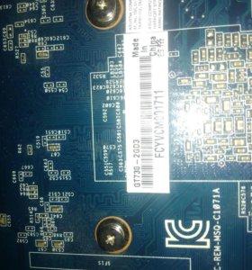 Видеокарта ASUS GeForce GT 730 [GT730-2GB]