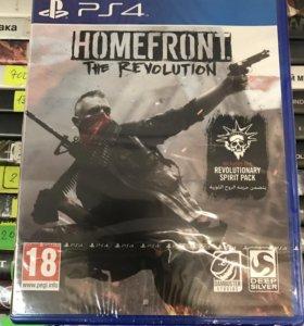 Homefront Revolution PS4