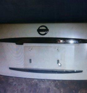 Крышка багажника Nissan teana 31