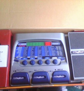 Цифровой процессор Digitech RP300A