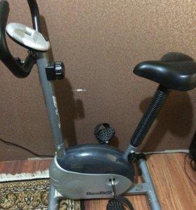 Велотренажер (магнитный)