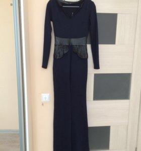 Платье длинное 42-44