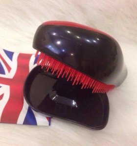 Щетка для волос Tangle Tezeer Compact  + пилка