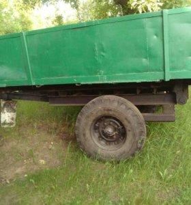 Телега к трактору