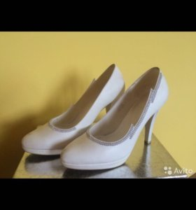 Свадебные туфли 37-38
