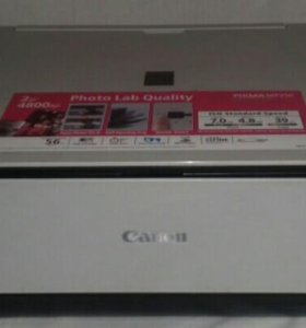 Принтер+сканер Pixma mp250
