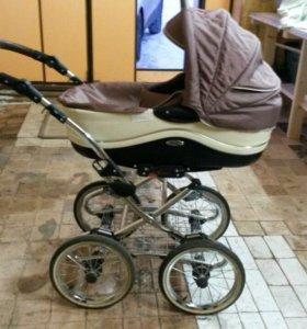 Классическая коляска Parusok 2 в 1