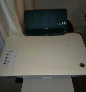 Принтер/сканер/копир hp