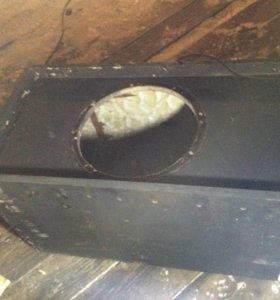 Короб под саб 12дцатый дин