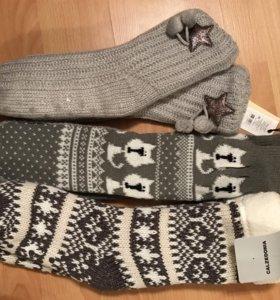 Женские стильные носочки