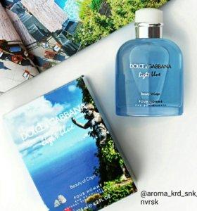Dolce&Gabbana Light Blue Beauty Of Capri  125 мл