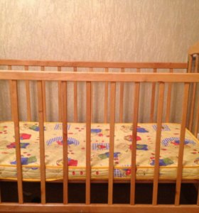"Детская кроватка "" наталка """