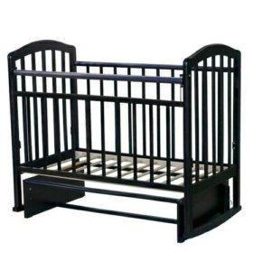 Новая детская кроватка Алита 3