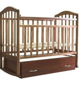 Новая детская кроватка Алита  4