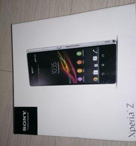 Новый Sony z