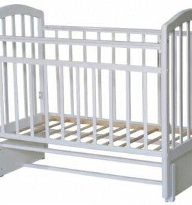 Новая детская кроватка Алита 5