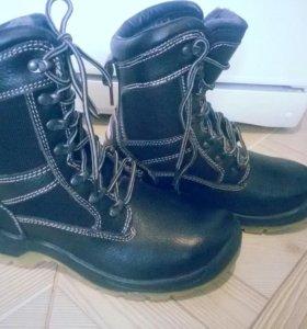 Ботинки зимние (спецобувь)