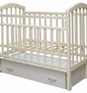 Новая детская кроватка Алита 6