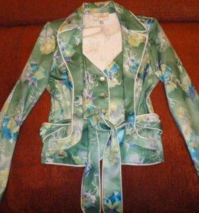 Костюм (юбка, пиджак)