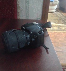 Canon 550d+sigma 18-200