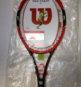 Теннисная ракетка WILSON PS97 для большого тенниса