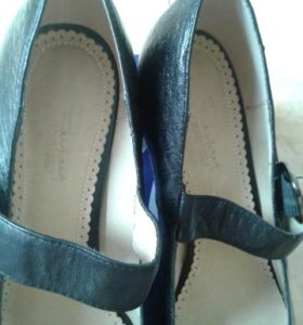 Новые кожанные туфли Respect 40