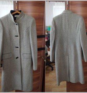 Пальто демисезонное драповое