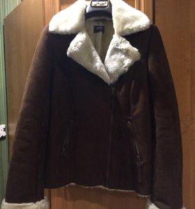 Куртка-дубленка искусственная (42-44)
