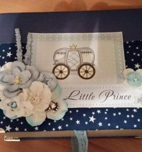 Подарочная коробка для младенцев
