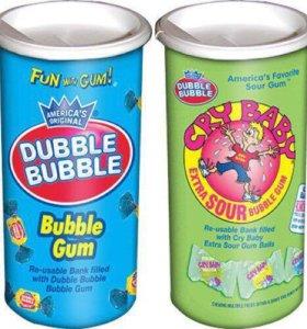 """Жевательная резинка """"Dubble Bubble Gum"""""""