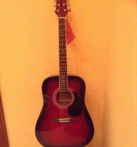 Акустическая гитара.