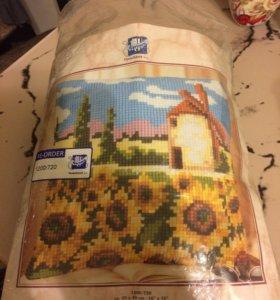 Набор для вышивания подушки Vervaco