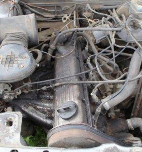 Двигатель Ауди -90