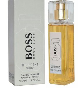 "Hugo Boss ""The Scent For Her"""