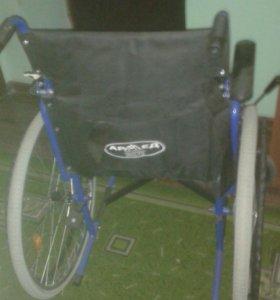 Инвалидам коляска