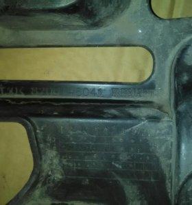 Кронштейн бампера рено меган2