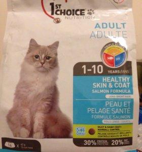 Корм для кошек и котов!