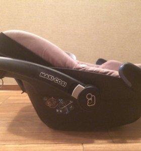 Детское авто кресло Maxi cosi Pebble