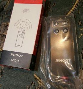 Пульт для фотоаппаратов Canon Nikon Olympus Pentax