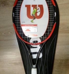 Ракетка теннисная детская Wilson Pro Staff 26