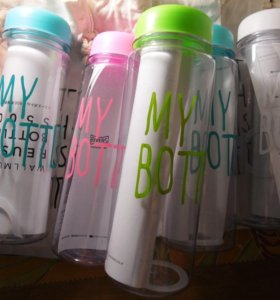 My bottle бутылочки