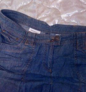 Юбка джинсовая 48-50-52