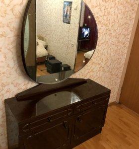 Зеркало-трюмо-комод