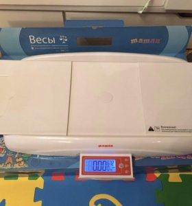 Электронные весы Maman SBBC213 с ростомером