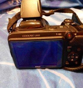 📷ОБМЕН Nikon coolpix l810 👍