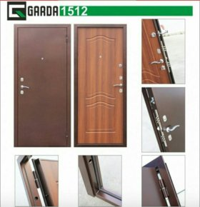 Входная дверь с установкой Гарда
