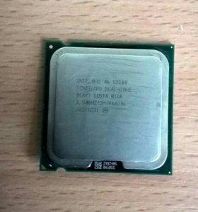 Процессор pentium dual-core e5200