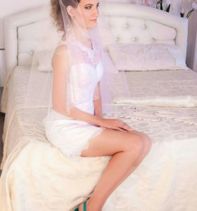 Свадебное платье. Трансформер