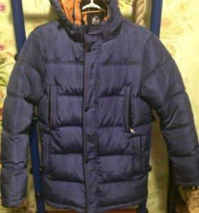 Курточка, на 12-14 лет